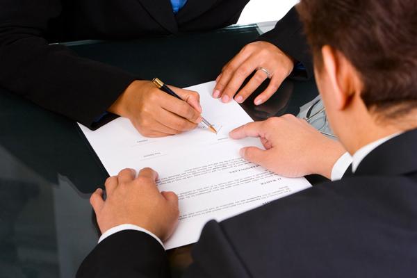 Правовое заключение договоров