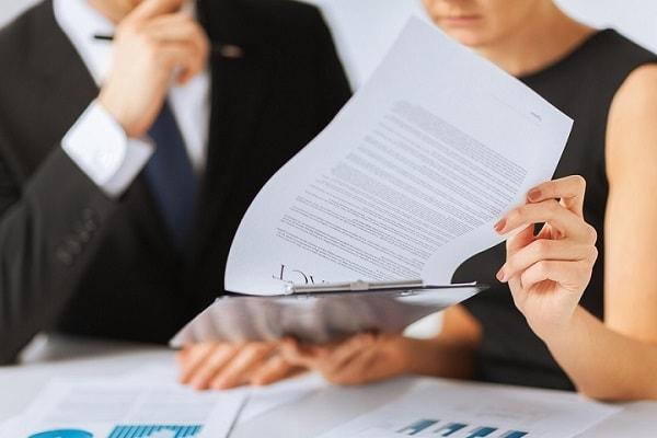 Характеристика и оформление договоров