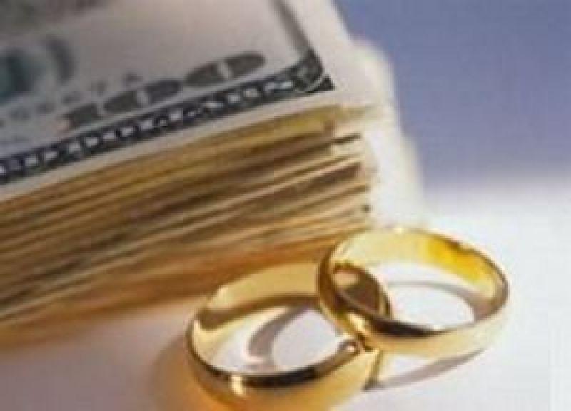 Примеры брачных договоров
