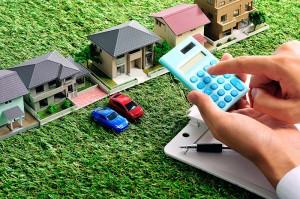 Как расчитать налог нп недвижимость